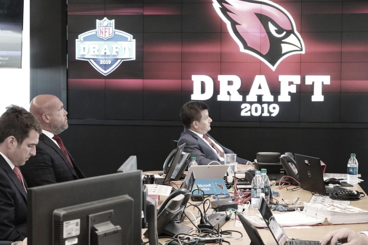 Las primeras cinco selecciones del NFL Draft 2019