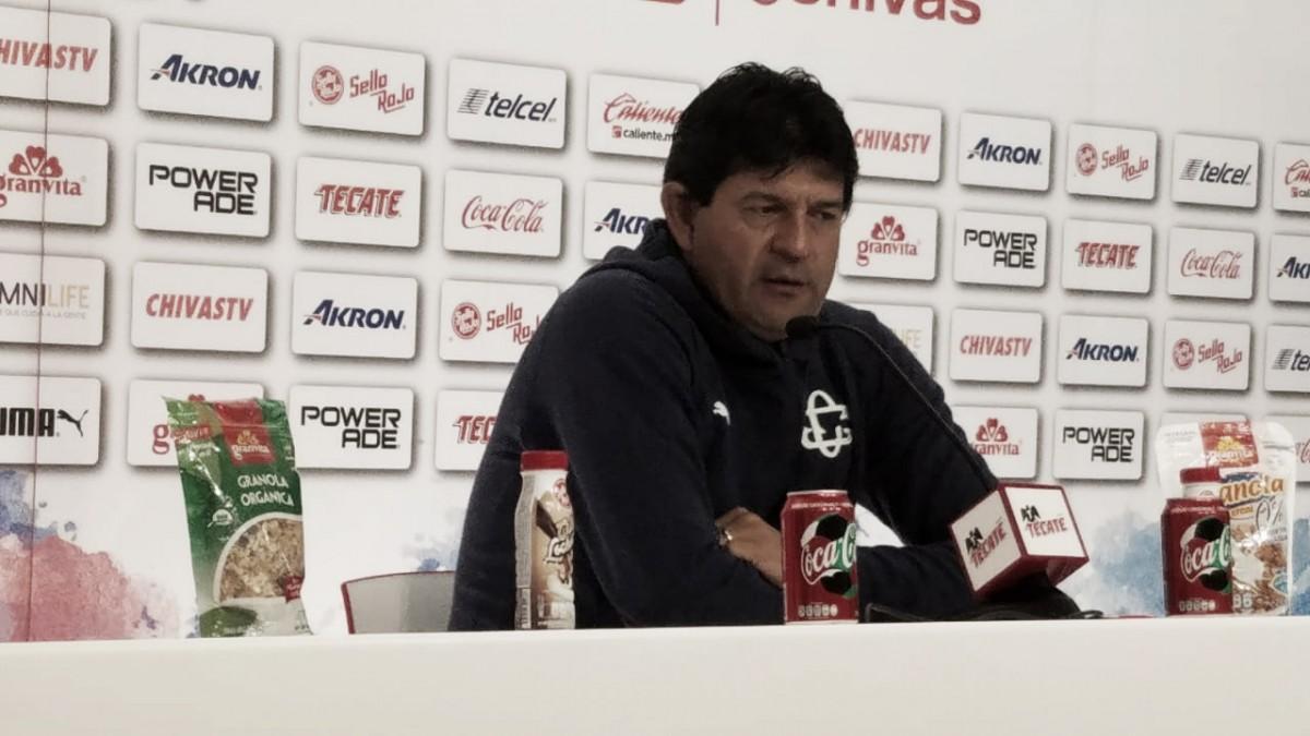 """José Cardozo: """"El equipo mereció ganar, nunca bajamos los brazos"""""""