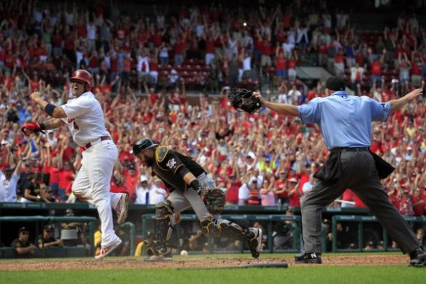 St. Louis Cardinals Outlast Pittsburgh Pirates for the Sweep