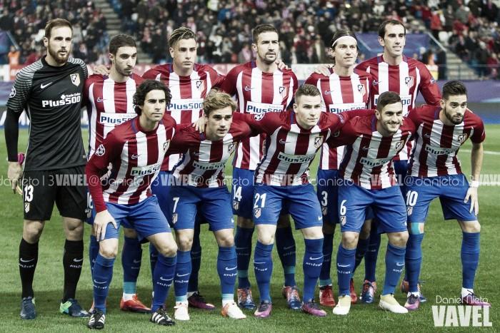 Puntuaciones Atlético de Madrid- PSV, jornada 5 de la UEFA Champions League