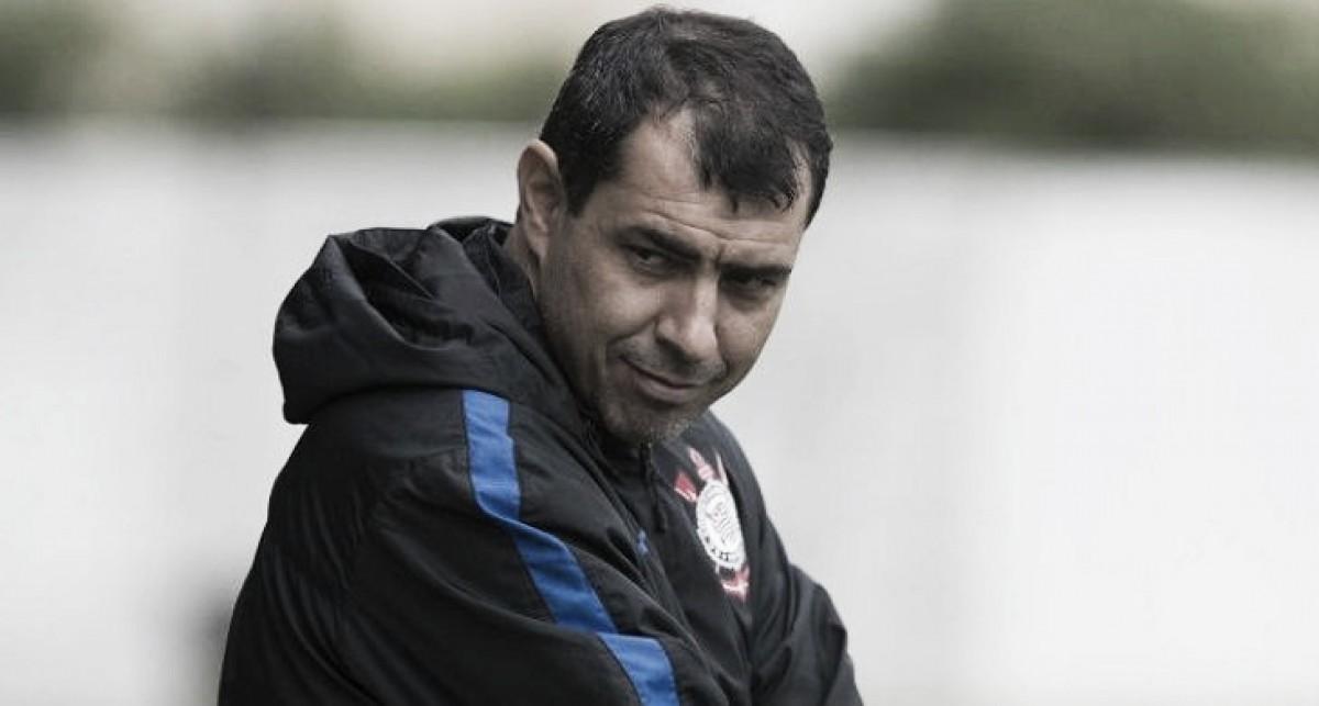"""Fábio Carille aprova atuação do Corinthians em goleada sobre Paraná: """"Resultado muito grande"""""""