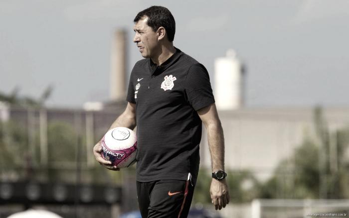 Carille justifica derrota do Corinthians para Ponte Preta e diz que já esperava tal atuação