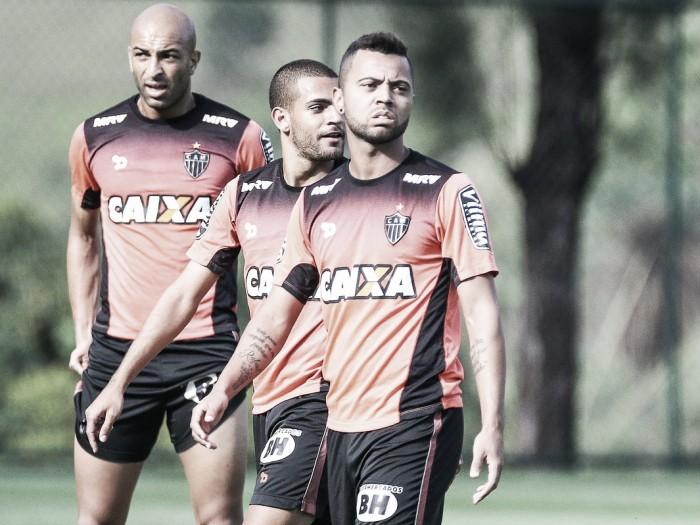 Rafael Carioca elogia Aguirre e diz que Atlético-MG de Marcelo Oliveira era desorganizado