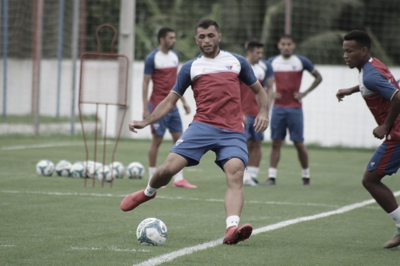 Edson Cariús estabelece três metas para atingir no Fortaleza durante atual temporada