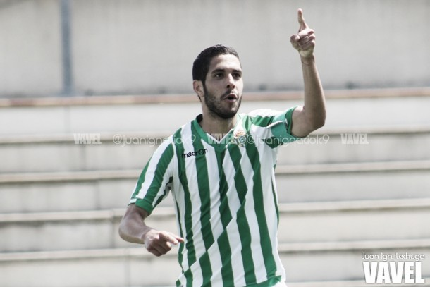 Carlos García se desvincula del Real Betis