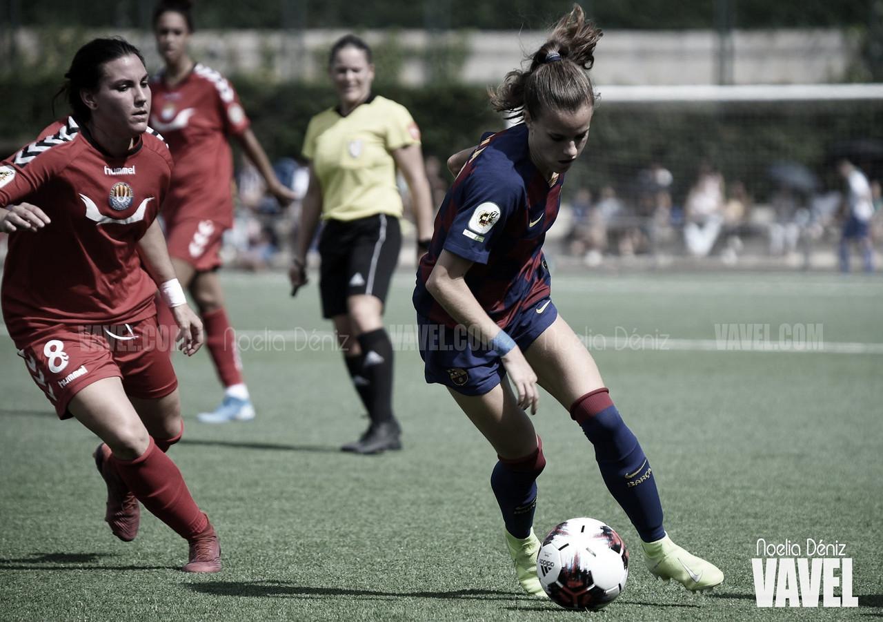 Carla Armengol, renovada en el Barcelona Femenino
