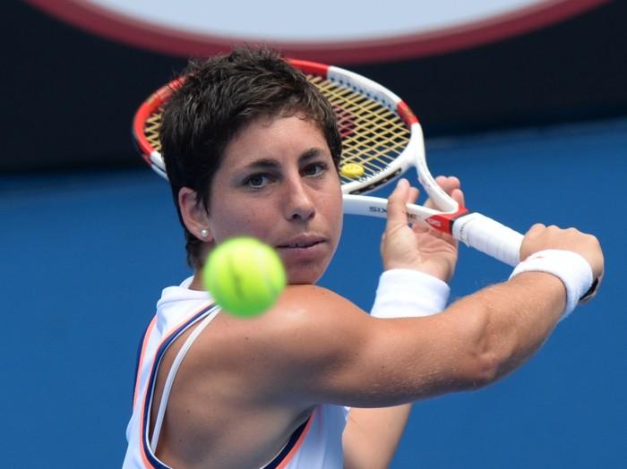 Australian OpenThird Round Preview: Carla Suarez Navarro - Elizaveta Kulichkova