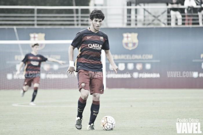 Culés en la sub-19 y sub-17 de España