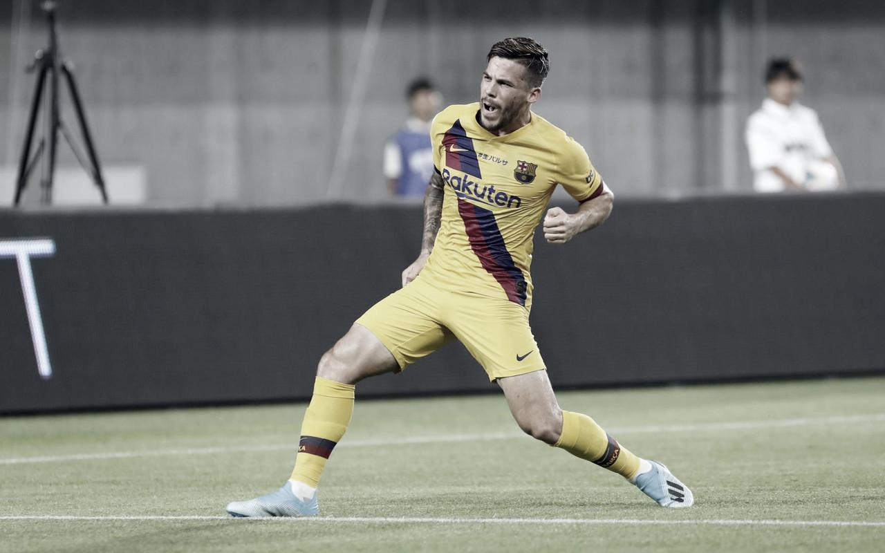 Vissel Kobe - Barcelona: puntuaciones del FC Barcelona, Rakuten Cup 2019