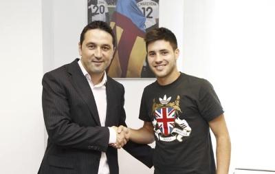 Carles Gil renueva hasta 2016