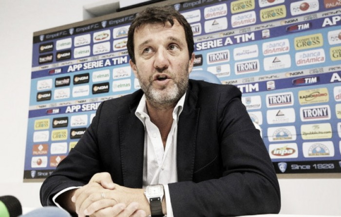 """Carli saluta l'Empoli: """"Non ha funzionato niente"""". Ipotesi Palermo?"""