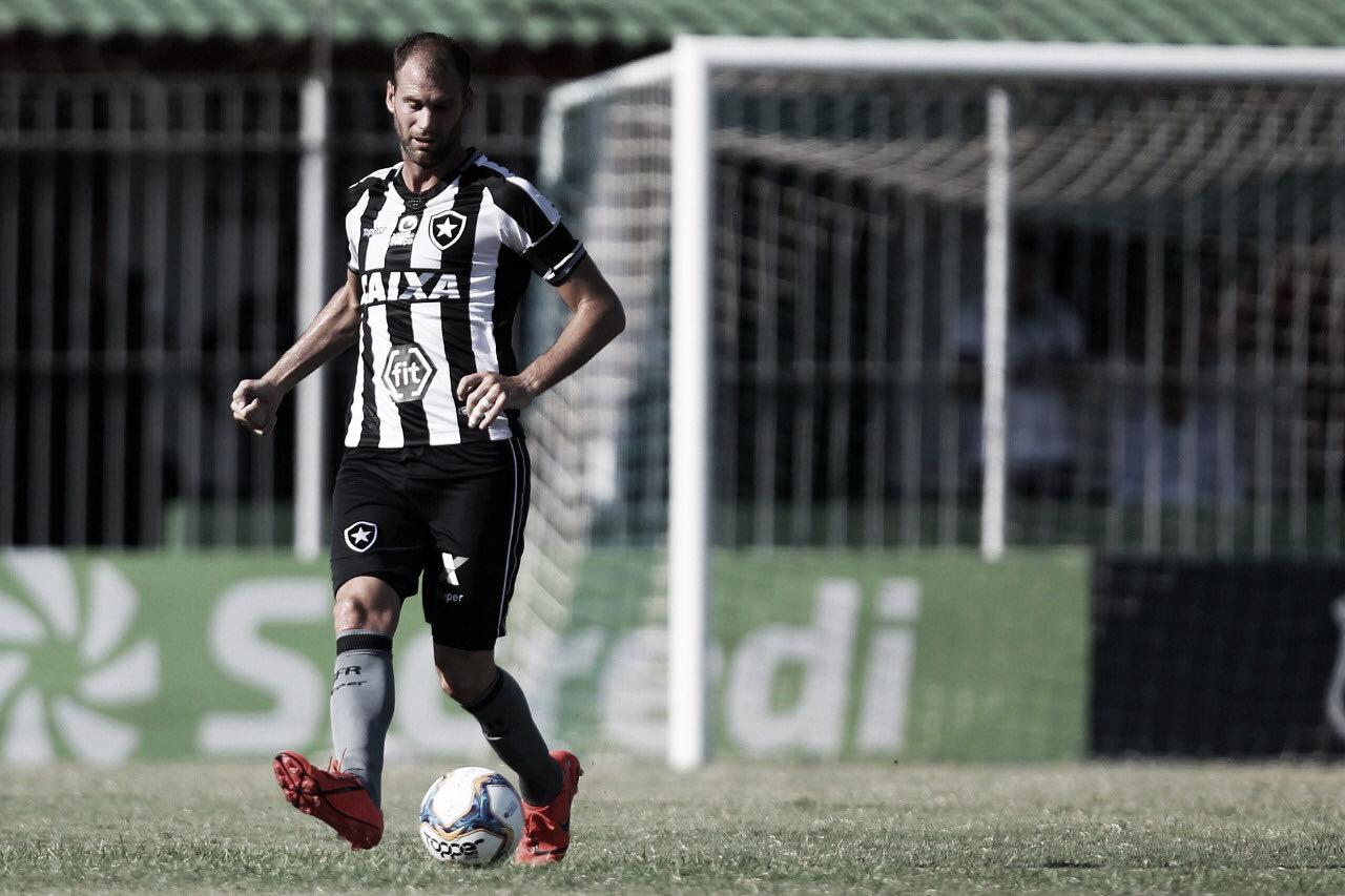 Tendo a zaga como pilar, Botafogo dribla fase ruim e vive bom momento na temporada