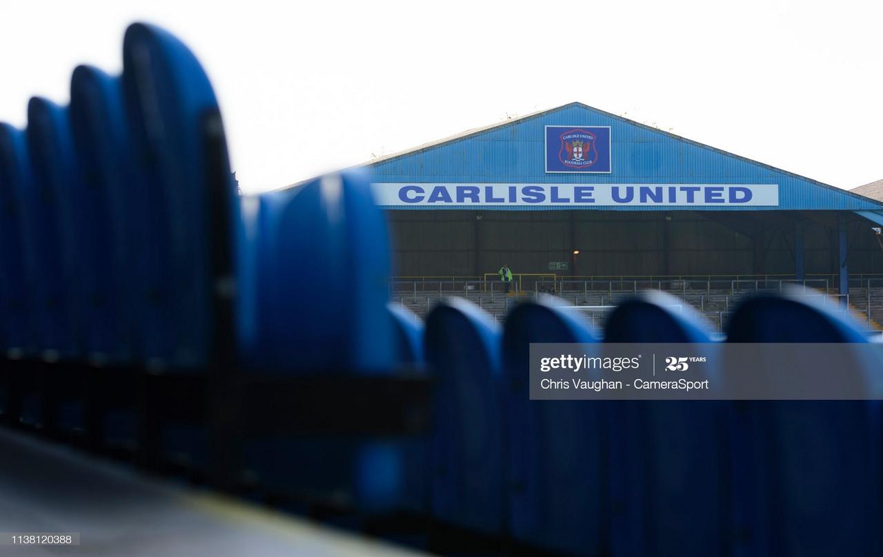 Carlisle United 1-0 Barrow: 10-man Carlisle hang on for derby victory