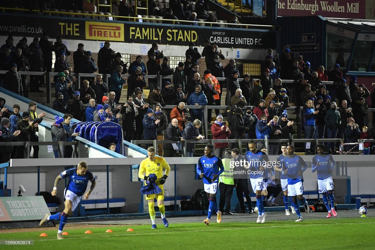 Carlisle United: A breath of fresh air