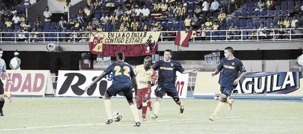 Triunfo 'matecaña' ante el Bogotá