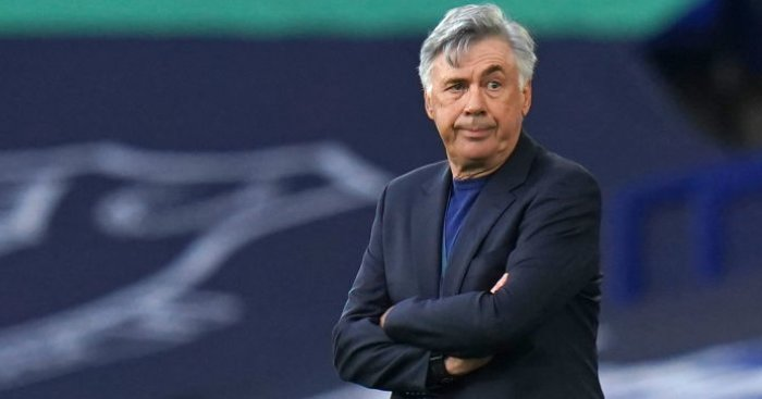 Carlo Ancelotti will look to take Everton to their first semi final for four years.