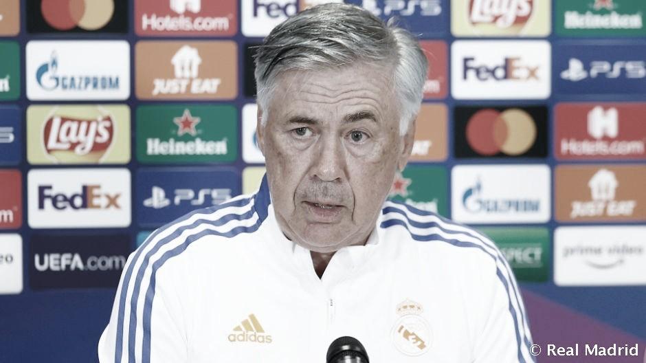 """Carlo Ancelotti: """"El Madrid va a competir, como siempre"""""""