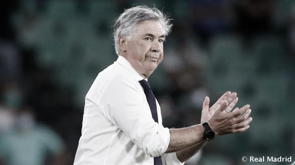 """Ancelotti: """"Benzema ha marcado la diferencia, como siempre"""""""