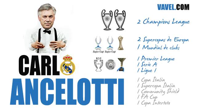 Blanc pose ses valises à Paris, Ancelotti à Madrid