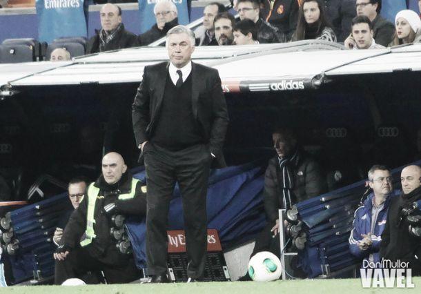 """Carlo Ancelotti: """"Neste momento, Pepe e Benzema não podem jogar"""""""