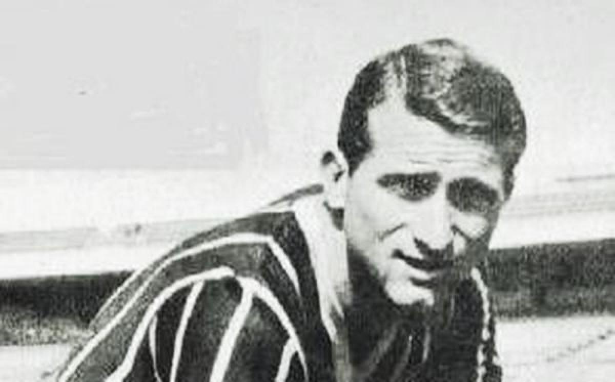 El primer gran goleador