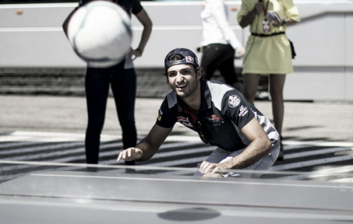 Carlos Sainz, partidario de promover la igualdad entre escuderías