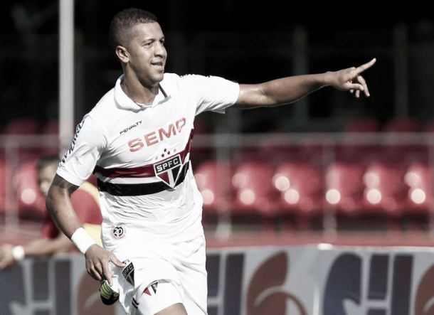 Com dois gols de Antonio Carlos, São Paulo vence Oeste no Morumbi