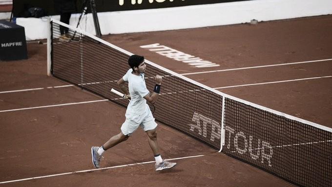 Pleno de victorias españolas en los cuartos del Andalucía Open