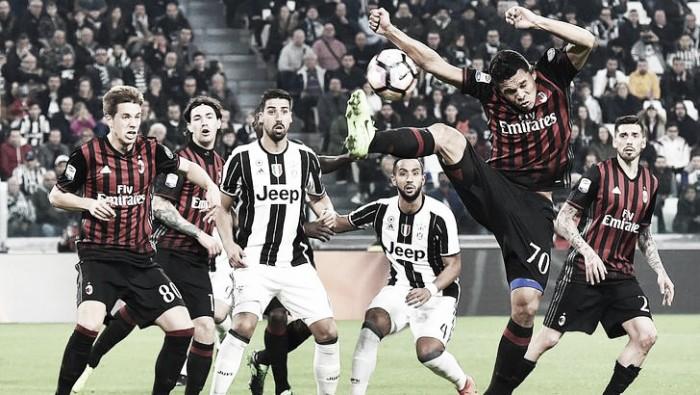 Gol di Bacca in Juventus-Milan 2-1: non era fuorigioco