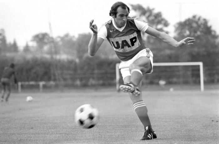 Leyendas del fútbol francés: Carlos Bianchi