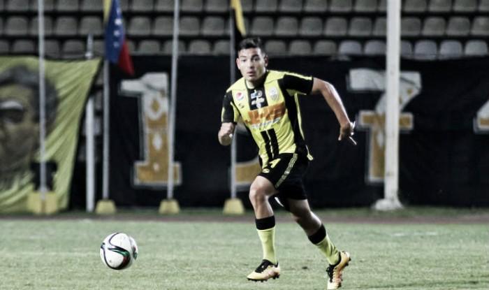 Deportivo Táchira FC castiga a Carlos Cermeño ante reciente polémica