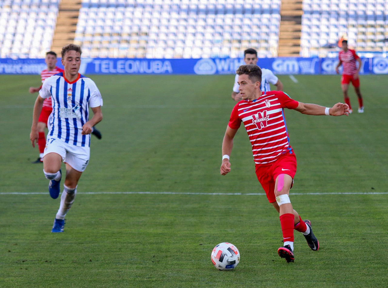 Recreativo Granada - Las Palmas Atlético: puntuar para cumplir el objetivo