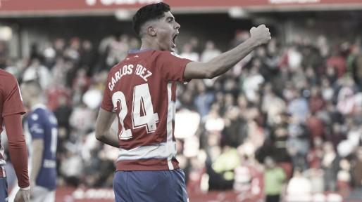 ¿Es Carlos Fernández una apuesta viable para la punta de ataque del Celta?