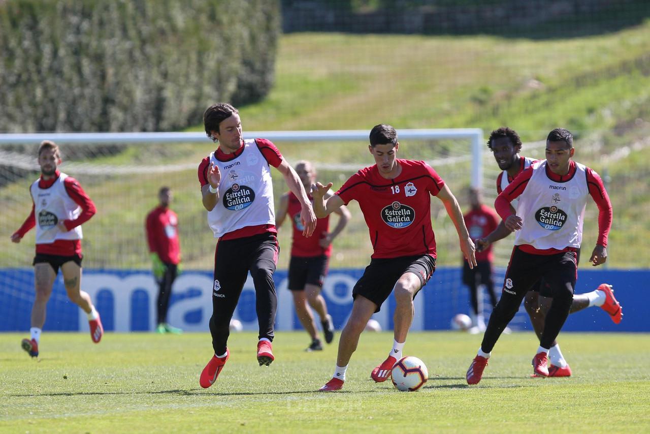 Carlos Fernández está de vuelta