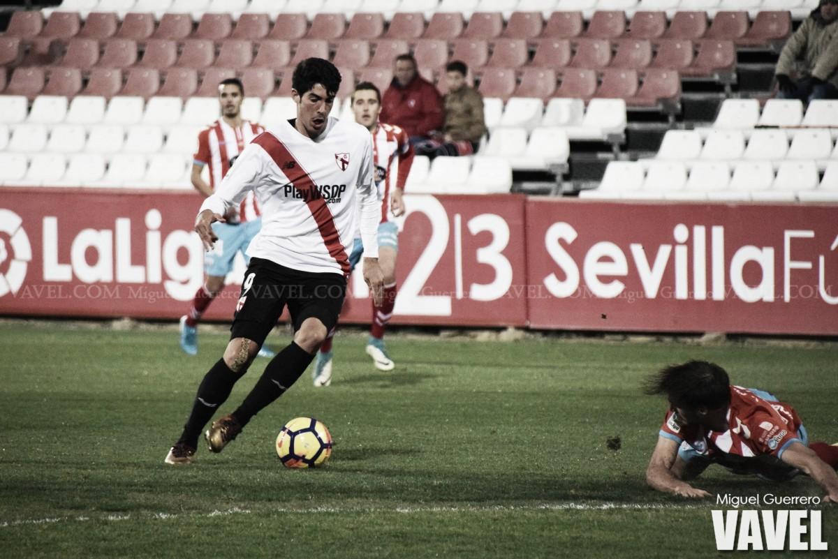 Carlos Fernández llega cedido al Granada CF