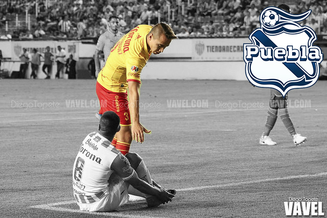 Carlos Gerardo Rodríguez reforzaría al Puebla