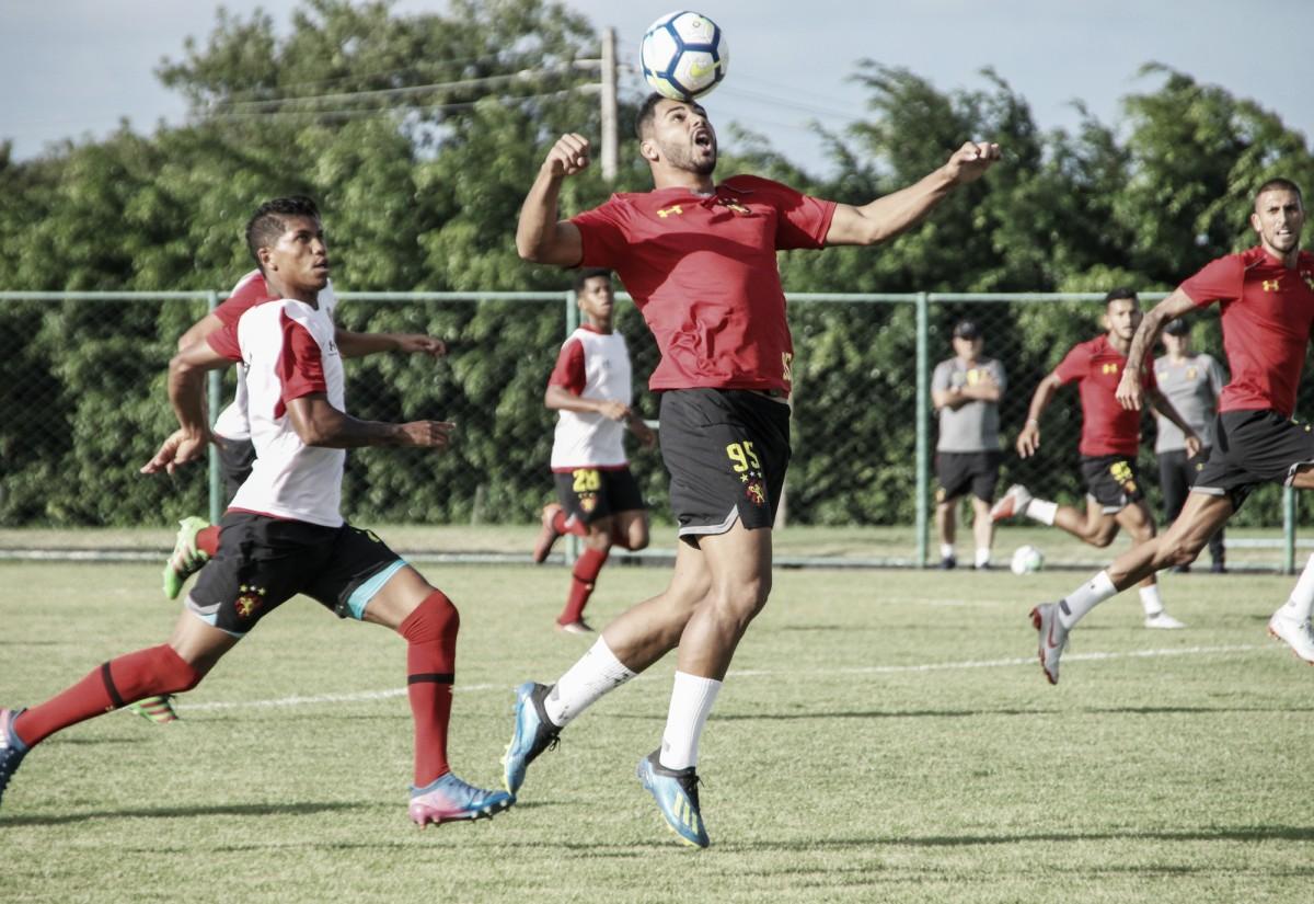 Após mais uma derrota em casa, Sport se reapresenta para enfrentar o Botafogo