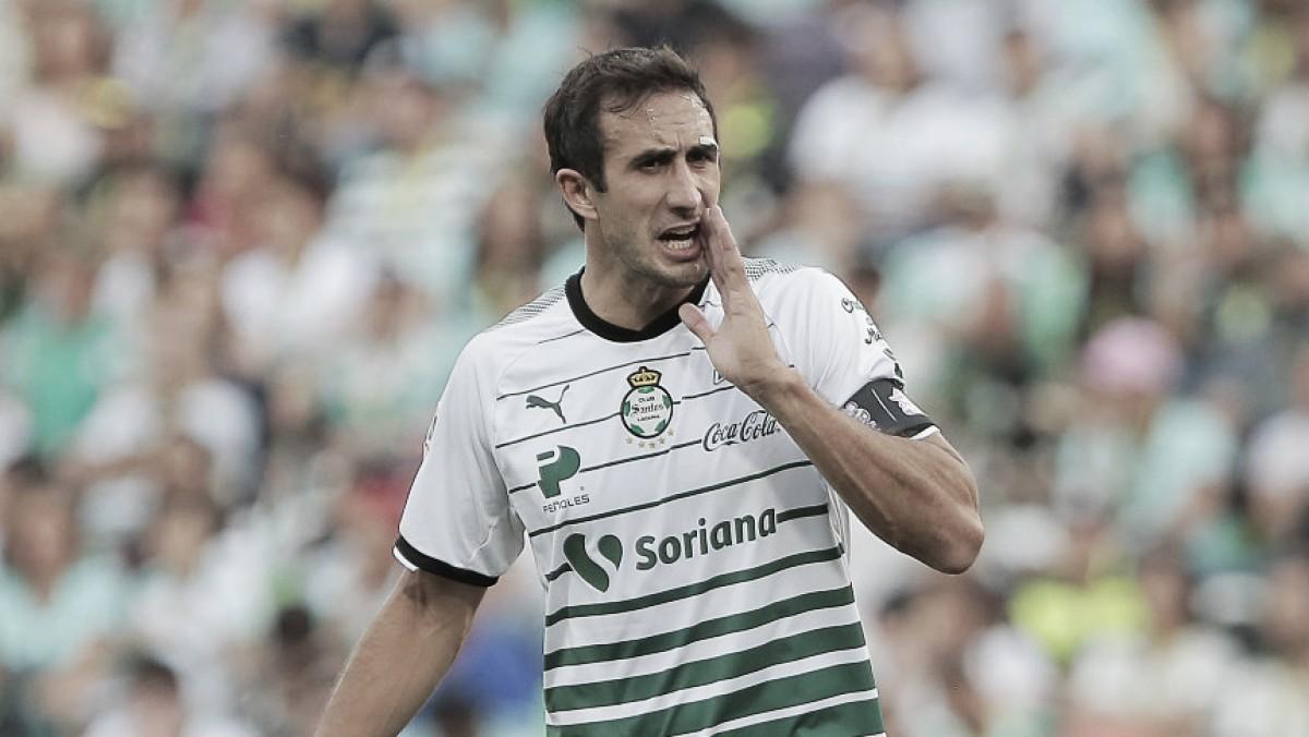 """Carlos Izquierdoz: """"Boca tienta a cualquiera"""""""