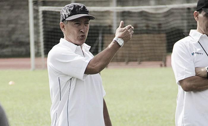 """Carlos Navarrete: """"Me gustó la entrega en la parte física"""""""