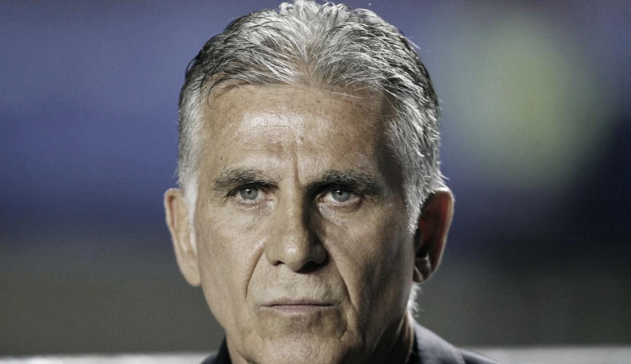 Queiroz: ''El destino es sufrir cuando no marcas un gol temprano''