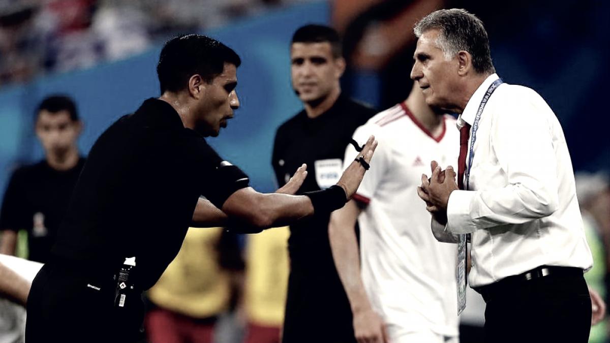 """Carlos Queiroz: """"Merecíamos vencer"""""""