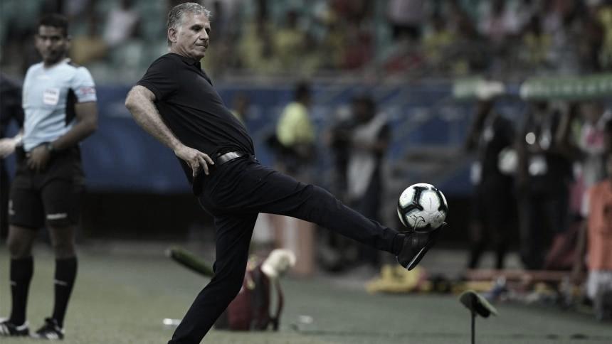 Queiroz: ''La verdadera Copa América comienza ahora''