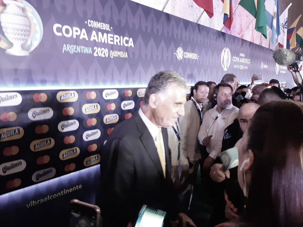 """Carlos Queiroz: """"Debemos hacer lo imposible, posible"""""""