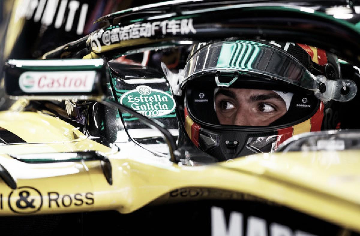 """Carlos Sainz: """"La segunda parada tendría que haber sido en otro momento"""""""