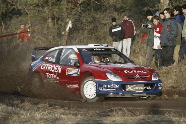 Año 2004: Carlos Sainz gana el Rally de Argentina