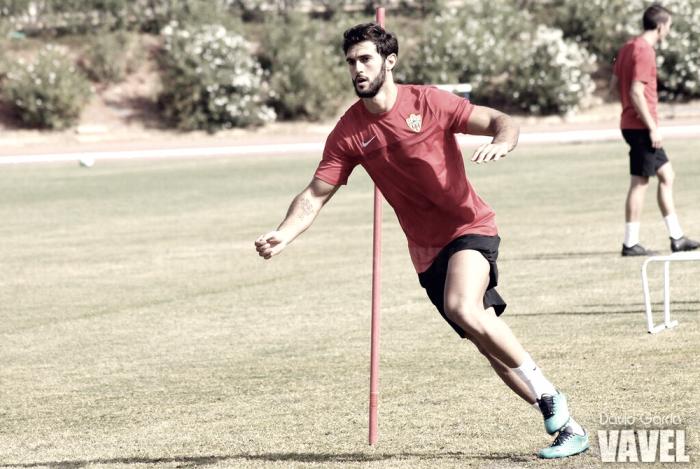 Carlos Selfa se desvincula del Almería