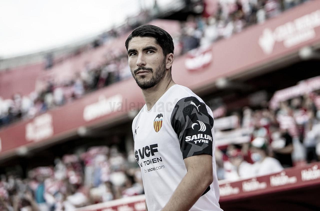Carlos Soler rescata un valioso punto en Granada