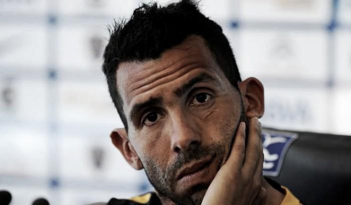 """Tévez: """"Wanchope Ábila es uno de los grandes delanteros del fútbol argentino"""""""
