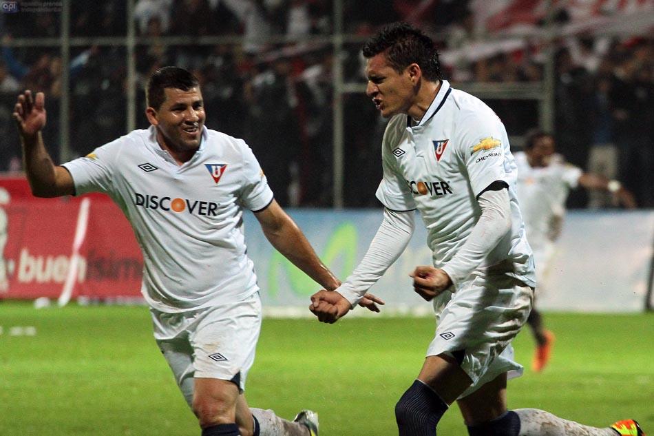 """Carlos Garcés """"Liga de Quito puede ganar la 1ra Etapa"""""""