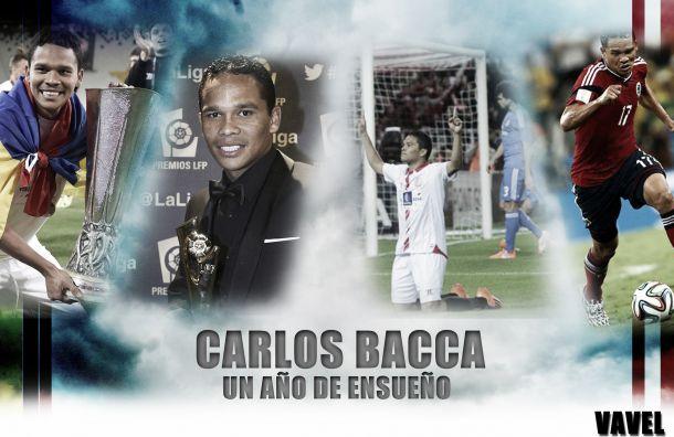 Carlos Bacca: un año de ensueño